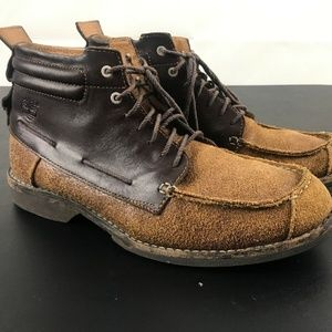 Vintage Leater Timberland Earthkeepers size 7M